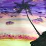 1_palmtree_sunset_acrylics