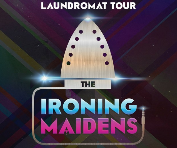940 x 788 FB Post The Ironing Maidens Poster